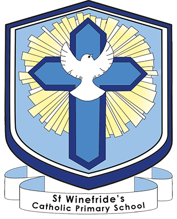 St Winefride's Catholic Primary School logo