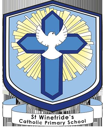 St Winefride's Catholic Primary School logo