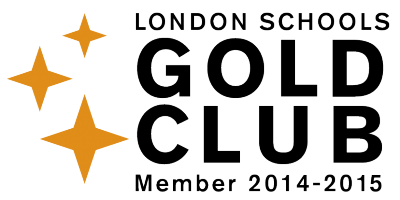 London Schools Gold Club Member logo