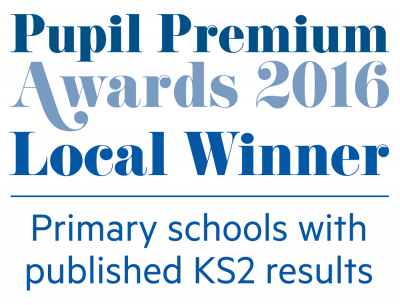 Pupil Premium Award Winner