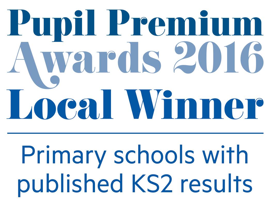 Pupil Premium Award Winner